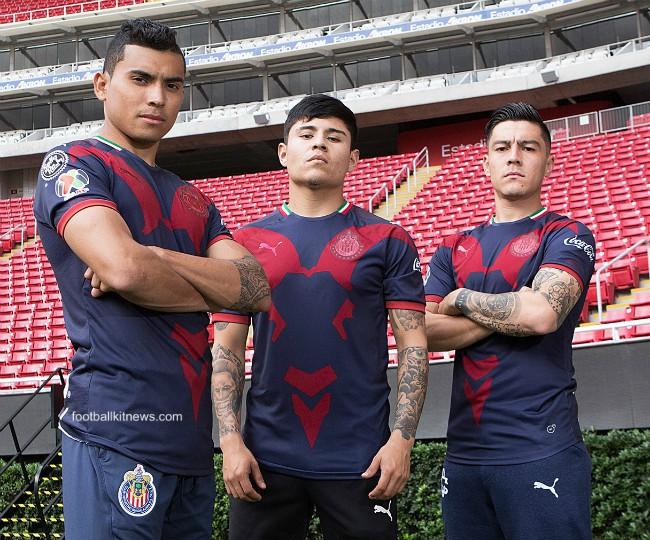 New Chivas Third Jersey 2019