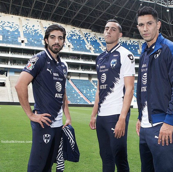 New Monterrey Third Jersey 2019 Clausura