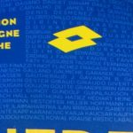 New Sochaux 90th Anniversary Special Jersey- Lotto Shirt with Past Player Names