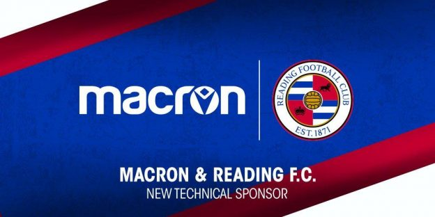 Macron Reading FC Kit Deal