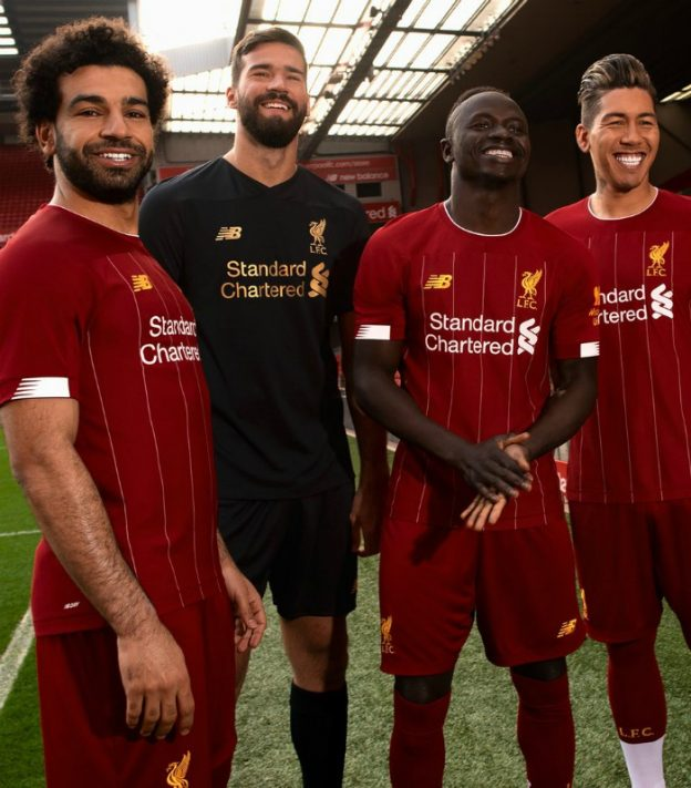 New LFC Strip 2019-20