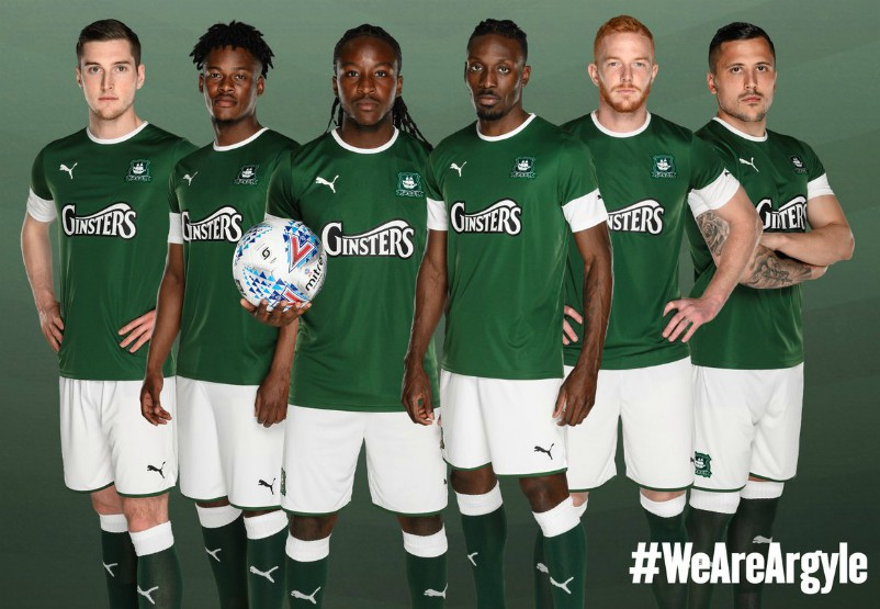 New PAFC Kit 2019-20