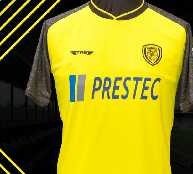 TAG Sportswear Burton Albion 2019
