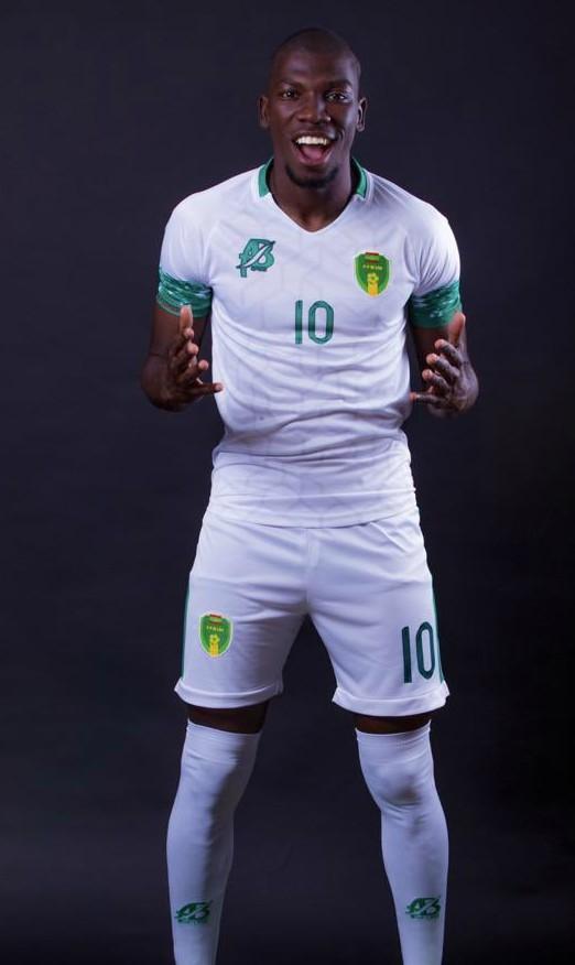 AB Sport Mauritania Jersey 2019