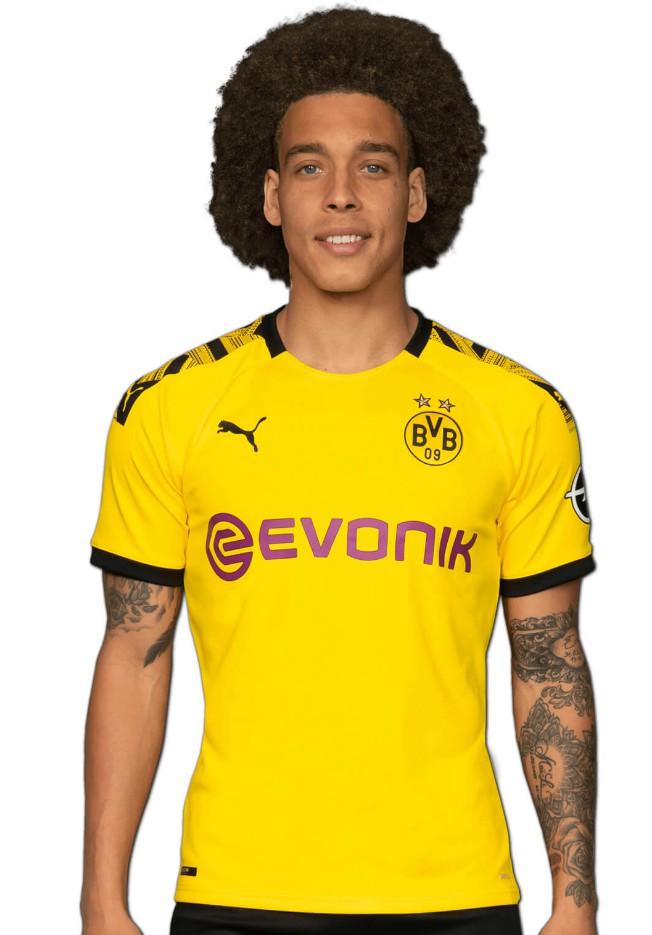 New Borussia Dortmund Jersey 2019 2020 Puma Bvb 110th Anniversary Home Kit 19 20 Football Kit News