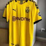 Leaked Borussia Dortmund Jersey 2019-2020