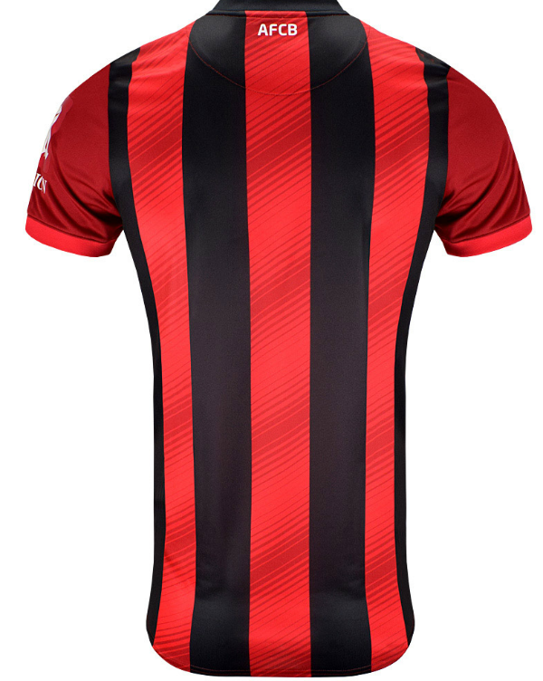Back of AFCB Shirt 19-20