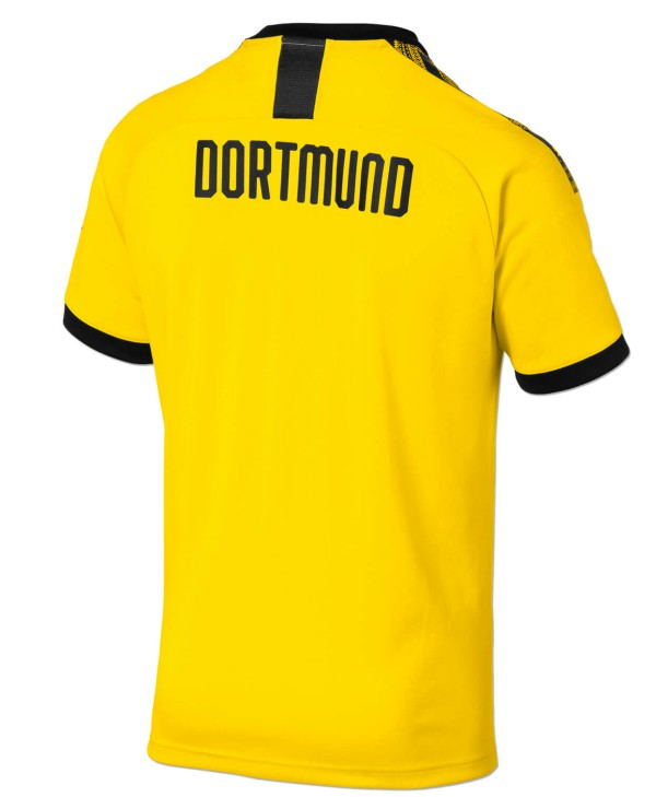 Back of BVB Shirt 19-20