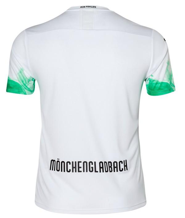 Back of Borussia Monchengladbach Kit 19-20