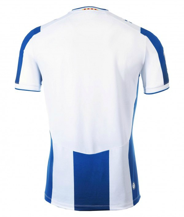 Back of Espanyol Jersey 19-20