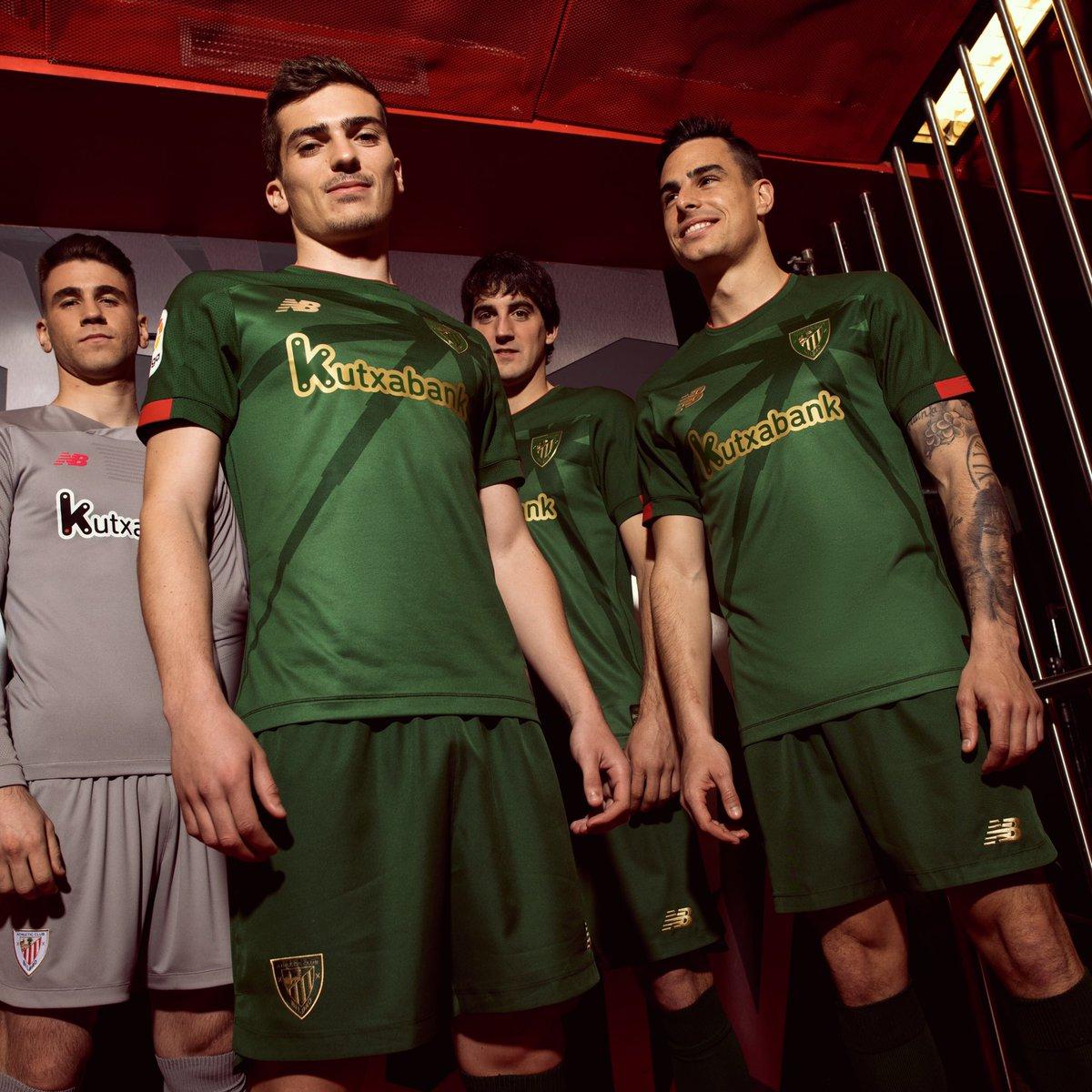 New Athletic Club Jerseys 2019-2020 | Bilbao unveil away ...