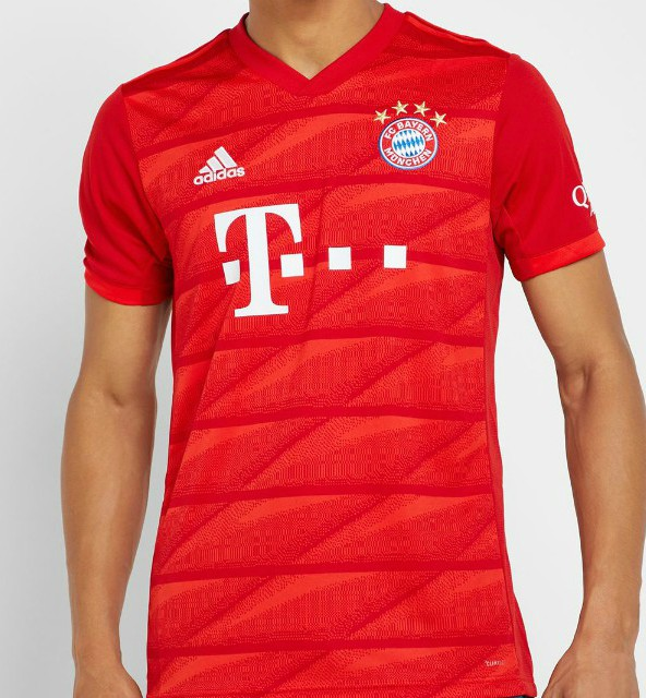 Bayern Home Shirt 19-20 Allianz Arena Tribute