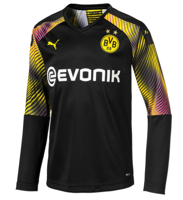 Borussia Dortmund Goalkeeper Shirt 2019-20