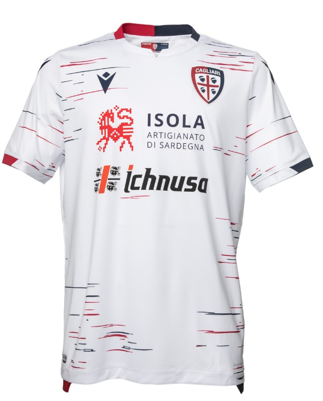 Cagliari New Away Kit 2019-20