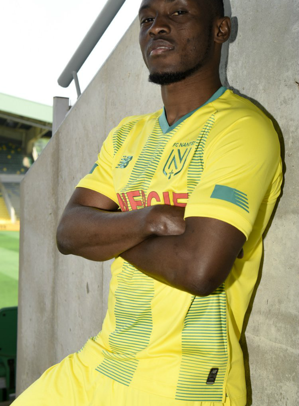 Closeup Nantes Shirt 19-20
