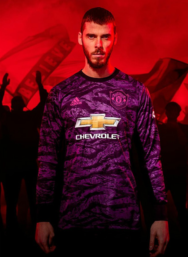 David de Gea Goalkeeper Shirt 19-20