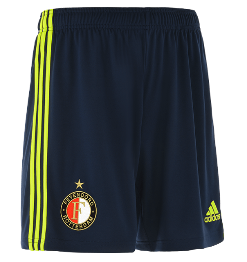 Feyenoord Away Shorts 19-20