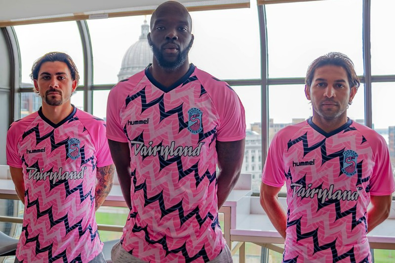 Forward Madison Pink Away Kit 2019 First Alternate