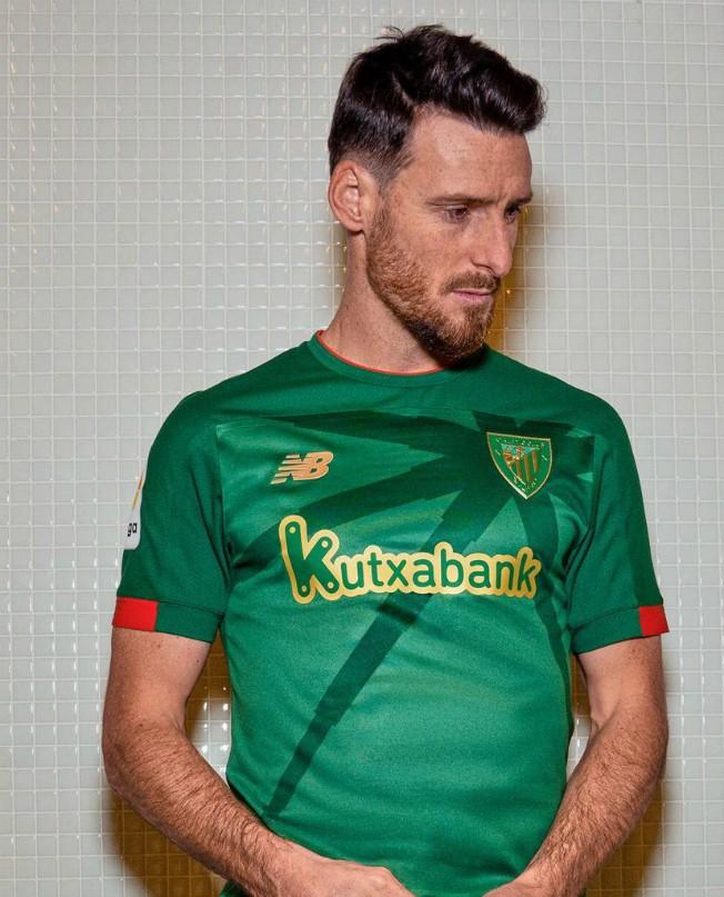 Green Athletic Bilbao Shirt 2019-20