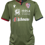 New Cagliari Jerseys 2019-2020 | Macron Home, White Away & Green Third Kit 19-20