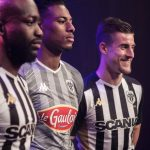 New Angers SCO Jersey 2019-2020 | 100th Anniversary Kappa Angers Home & Grey Away Shirts 19-20
