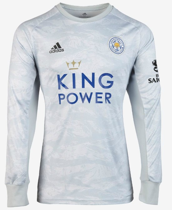Grey Leicester GK Kit 2019-20