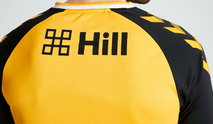 Hill Cambridge United sponsor