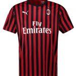 New AC Milan Jersey 2019-2020 | Puma Milan Home Kit 19-20