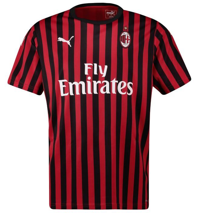 Jersey AC Milan 2019-2020