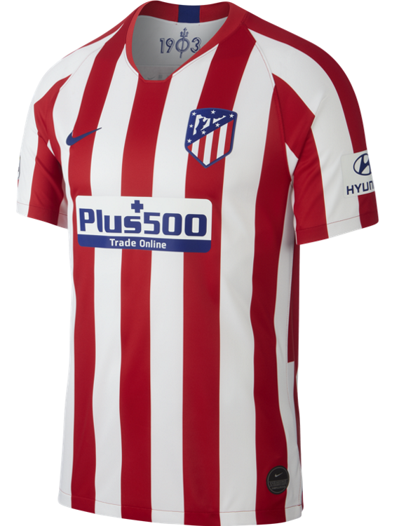 New Atletico Madrid Jersey 2019 2020 Nike Atleti Home Kit 19 20 Football Kit News