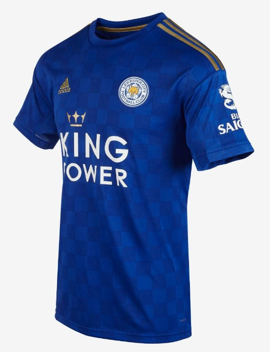 LCFC Home Jersey 2019