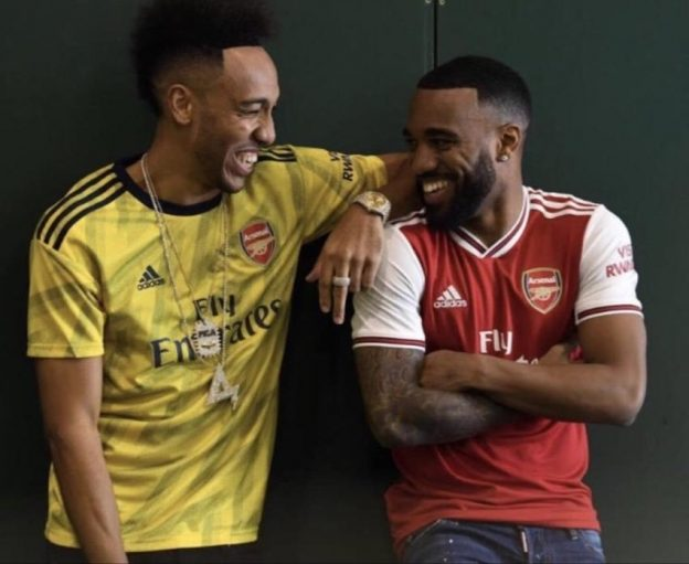 Leaked Arsenal Kit 2019-20