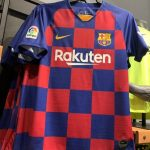 Leaked New Barcelona Jersey 2019-2020 | Barca to wear checkered shirt next season
