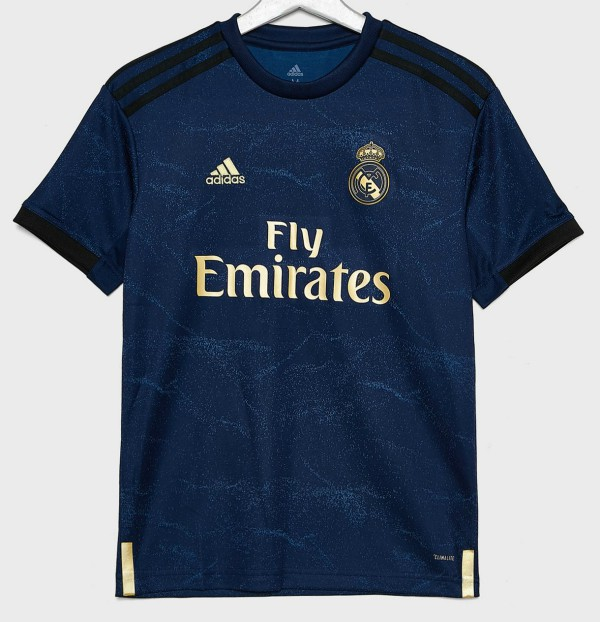 Leaked Real Madrid Away Jersey 2019-20