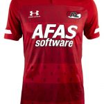 New AZ Alkmaar Jersey 2019-2020 | Under Armour AZ Home Kit 19-20