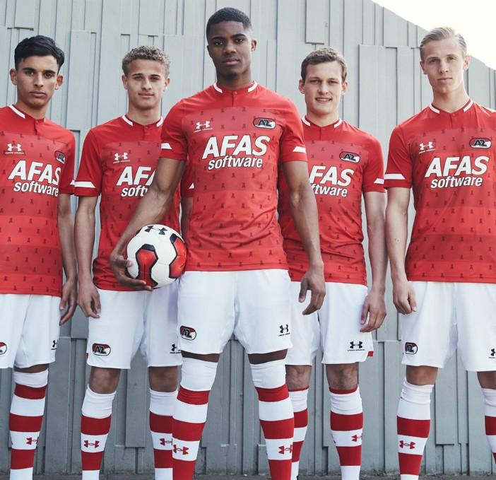 New AZ Alkmaar Shirt 2019-2020
