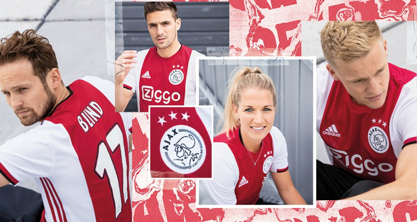 New Ajax Amsterdam Jersey 2019-2020