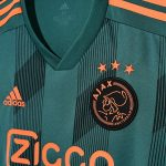 New Ajax Away Kit 2019-2020 | Adidas Green & Black Ajax Alternate Shirt