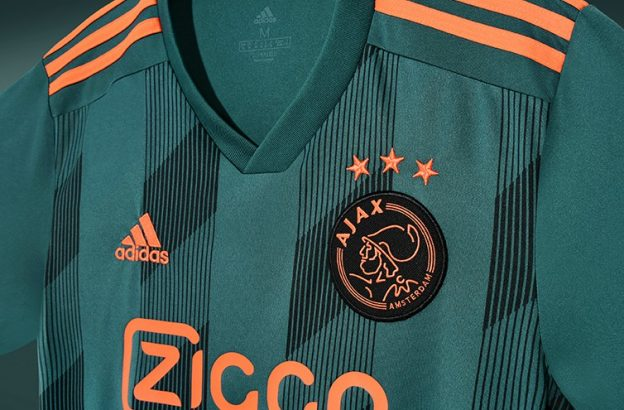 New Ajax Away Jersey 2019-20