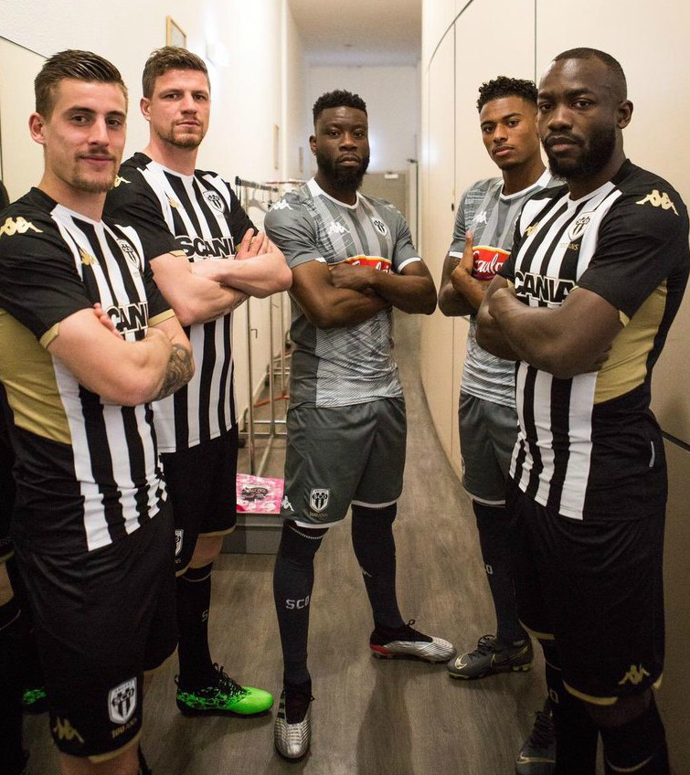 New Angers Kit 2019-2020
