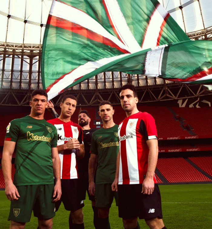 New Athletic Bilbao Jersey 2019-2020