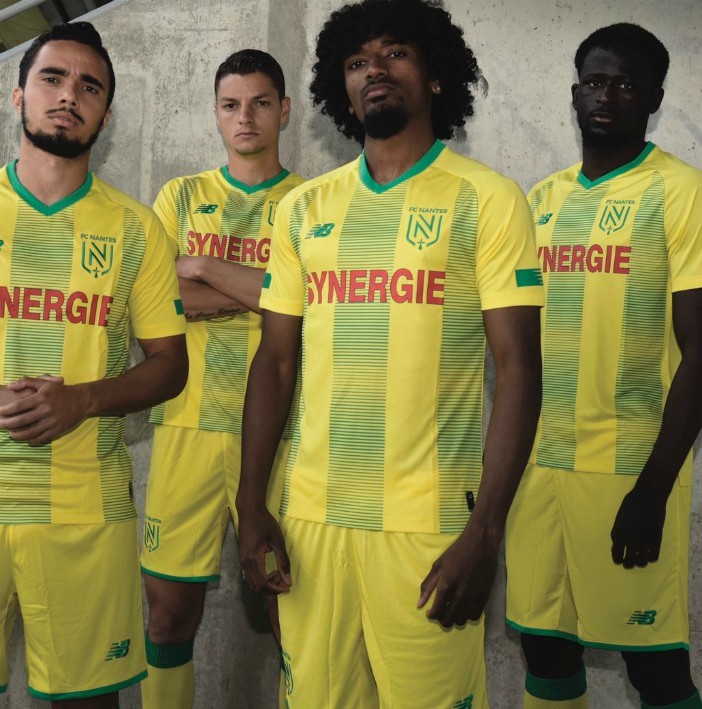 New Balance Nantes Kit 2019-20
