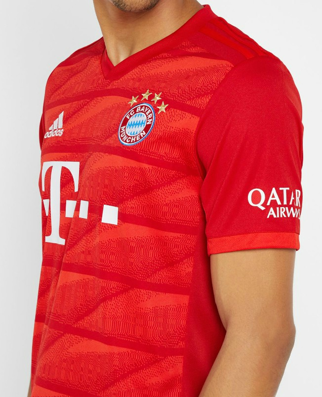 New Bayern Munich Jersey 2019 2020 Adidas Unveil New Kit Inspired By The Allianz Arena Football Kit News