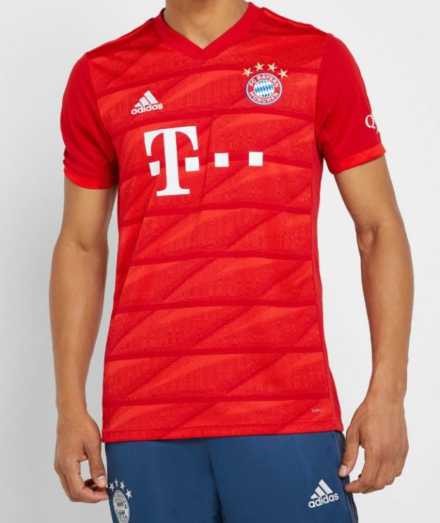 quality design a72d0 15eb5 Leaked Bayern Munich Home Kit 2019-2020 | Is this the new ...