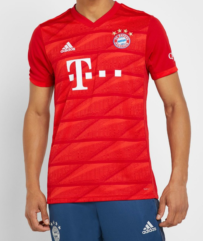 New Bayern Munich Kit 19-20 Leaked
