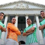 New Betis Jersey 2019-2020 | Kappa Real Betis Balompie Home Shirt 19-20