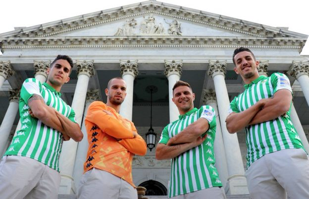 New Betis Shirt 2019-20