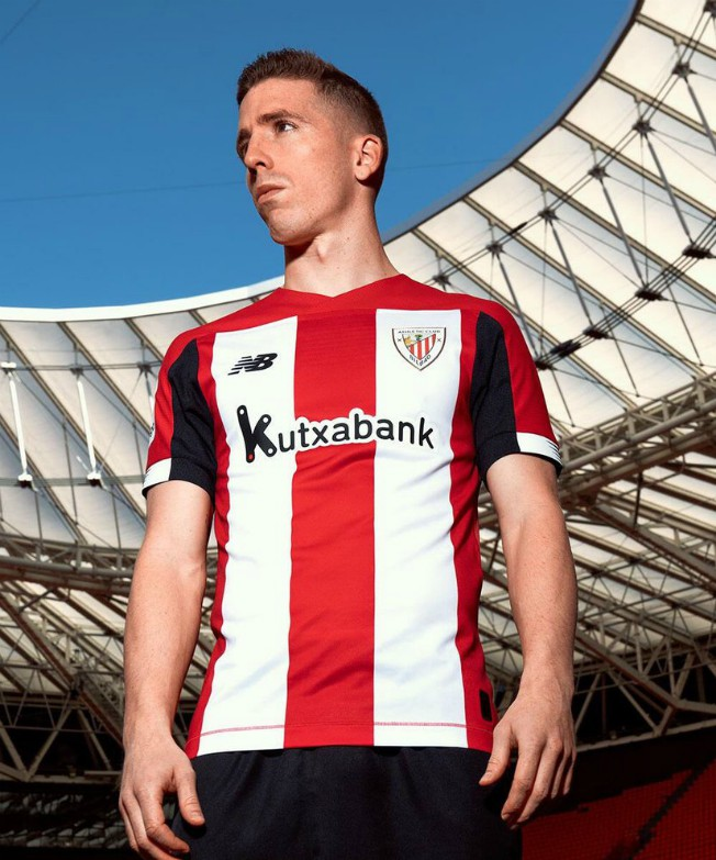 New Bilbao Home Shirt 2019-20