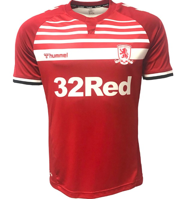 New Boro Kit 2019-20