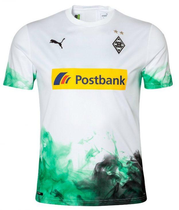 sale retailer b6fc8 0d9c5 New Borussia Monchengladbach Jersey 2019-2020 | Gladbach to ...